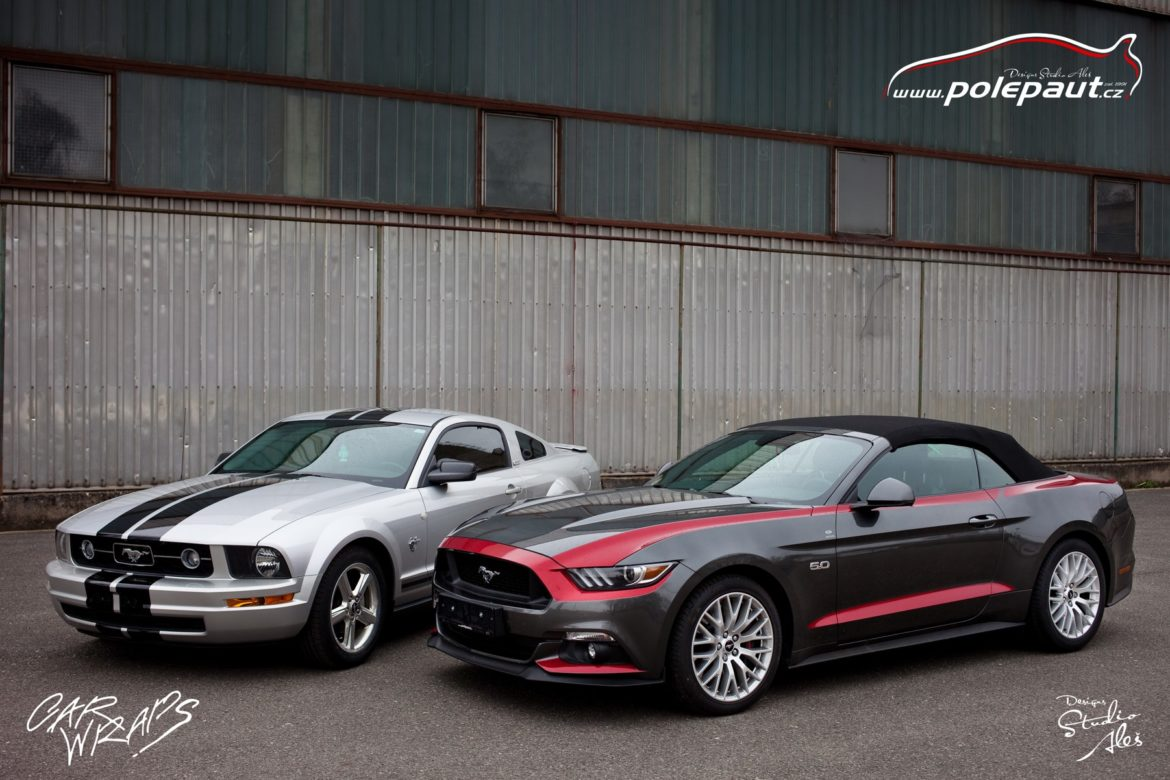 ford mustang car wrap design polepaut studio ales (7)