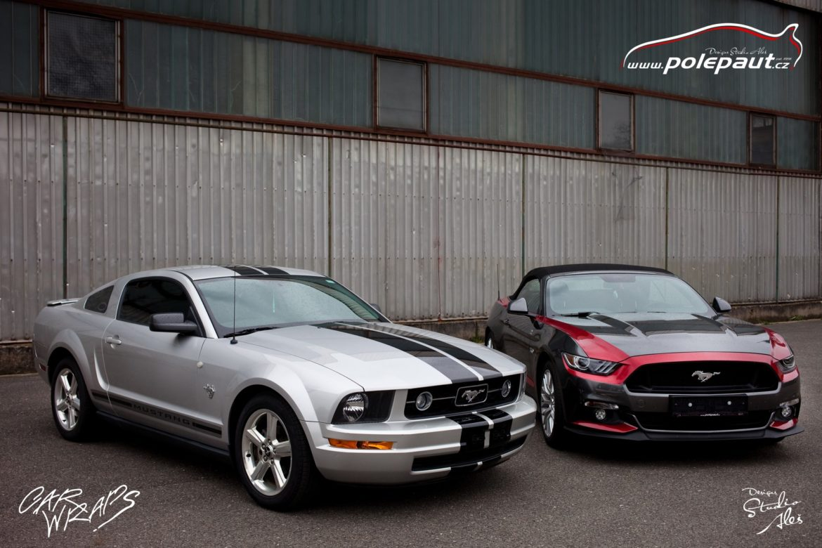 ford mustang car wrap design polepaut studio ales (9)
