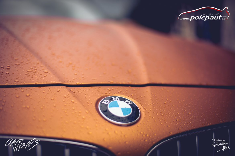 studio ales polep aut car wrap design bmw z4 avery blaze matt orange metallic (2)
