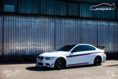 studio-ales-car-wrap-polep-aut-celopolep-vinyl-wrap-bmw-e92-M3-pruhy-stripes-mperformance