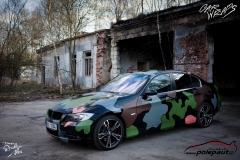 designové polepy aut