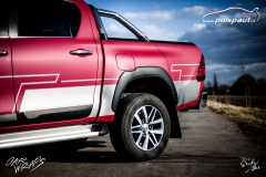 studio-ales-car-wrap-polep-aut-design-car-toyota-hilux-avery-cherry-matte-metallic-2