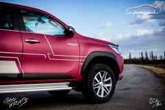 studio-ales-car-wrap-polep-aut-design-car-toyota-hilux-avery-cherry-matte-metallic-9