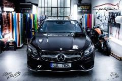 studio-ales-car-wrap-polep-aut-design-polyuretan-shield-mercedes-s-coupe-ochranná-folie-laku