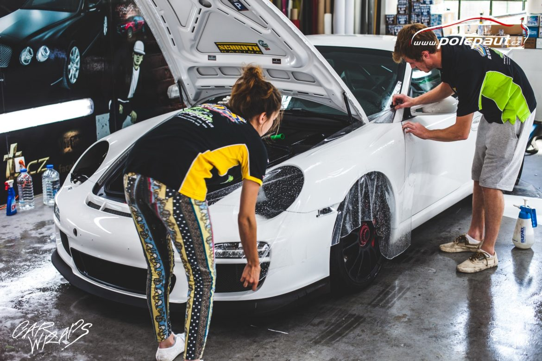 studio ales car wrap polep aut design polyuretan folie ochranna laku porsche GT3 suntek (11)